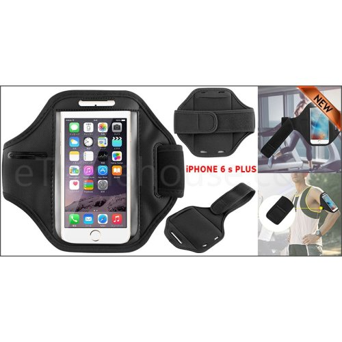 Apple Gym Running Jogging Sports Armband Holder For iPhone 6s Plus