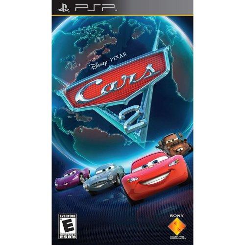 Cars 2 Sony PSP Game