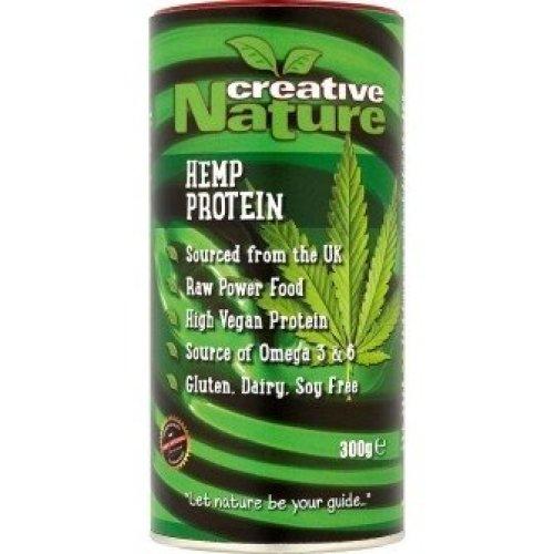 Creative Nature - Hemp Protein Organic 300g
