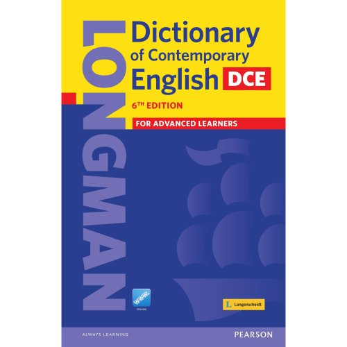 Longman Dictionary of Contemporary English (DCE) - 6th Edition: Englisch-Englisch