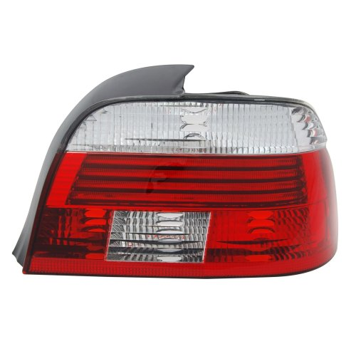 Bmw 5 Series E39 9/2000-9/2003 Rear Tail Light Drivers Side O/s