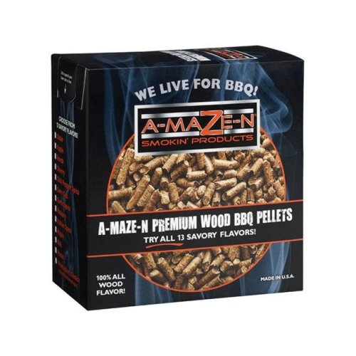 A-Maze-N 8592156 2 lbs Pitmasters Choice Wood Pellets