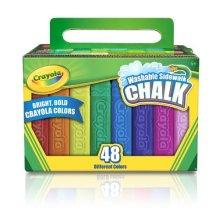 Crayola 48ct Sidewalk Chalk - 2 pack