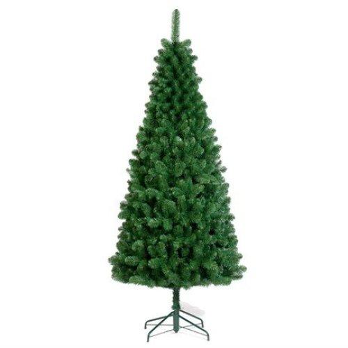 Tree Classics 2.1m (7ft) Green Slim Artificial Christmas Tree (84-683-970)