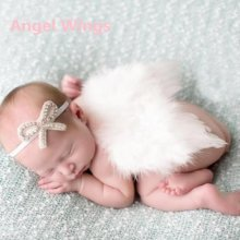 Christmas Beautiful Feather Angel Wing
