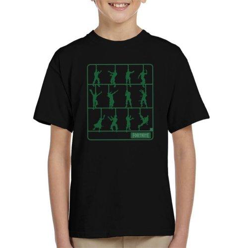 Fortnite Dance Moves Air Fix Kid's T-Shirt
