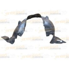 Bmw X3 2004-2010 Front Wing Arch Liner Splashguard Left N/s