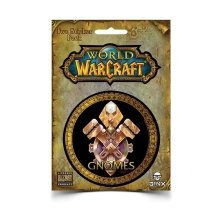 World of Warcraft Gnomes Sticker Pack