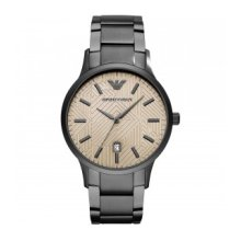 EMPORIO ARMANI WATCH ONLY TIME THE SAND AR11120