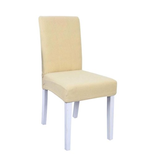Spandex Fabric Stretch Dining Room Chair Slipcover - The Chair is not Included - 39
